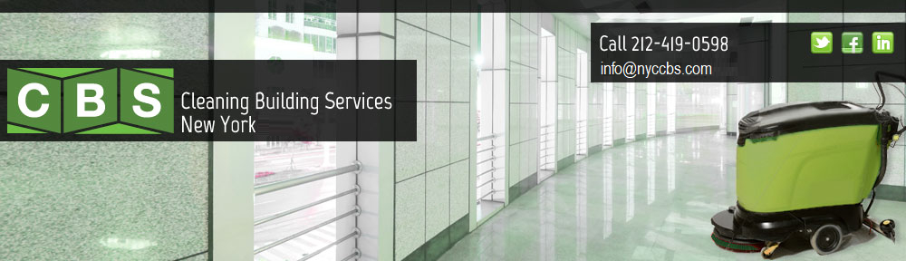 Cleaning Building Services New York Inc. Blog